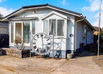 Thumbnail 3 bed bungalow for sale in Brookside Caravans, Eastbury Road, Watford, Hertfordshire