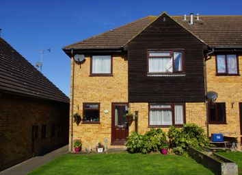 Thumbnail 2 bedroom end terrace house for sale in Midsummer Meadow, Shoeburyness, Southend-On-Sea