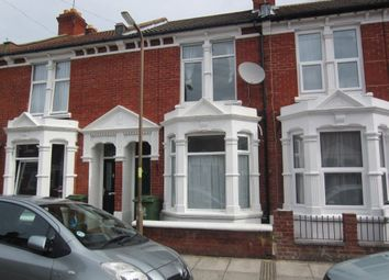 Thumbnail 4 bedroom property to rent in Empshott Road, Southsea