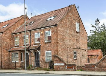 Thumbnail 3 bed end terrace house for sale in New Walkergate, Beverley, East Yorkshire