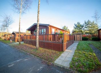 Thumbnail 3 bedroom mobile/park home for sale in Lowther Holiday Park Ltd, Eamont Bridge, Penrith