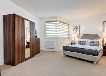 Thumbnail 2 bed flat for sale in Elstree Way, Borehamwood