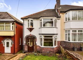 Thumbnail 3 bed semi-detached house for sale in Woolmore Road, Erdington, Birmingham