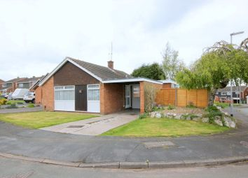 Thumbnail 3 bed detached bungalow for sale in Tudor Close, Stone