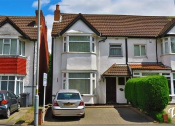 Thumbnail 3 bed semi-detached house for sale in Reddings Lane, Tyseley, Birmingham