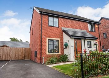 Thumbnail 2 bed semi-detached house for sale in Castlefields Avenue East, Runcorn