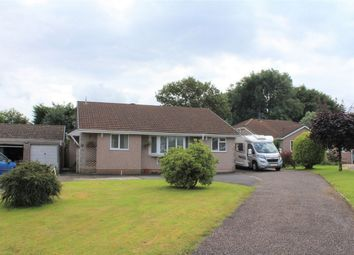 Thumbnail 2 bed detached bungalow for sale in Simcoe Way, Dunkeswell, Devon