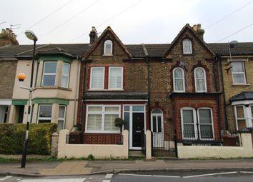 4 bed terraced house for sale in Marlborough Road, Gillingham, Kent ME7