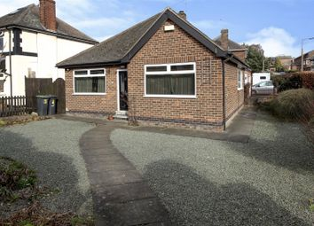 Thumbnail 2 bed bungalow for sale in Bessell Lane, Stapleford, Nottingham
