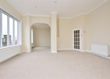 Thumbnail 3 bed flat for sale in Old Dover Road, Capel-Le-Ferne, Folkestone, Kent