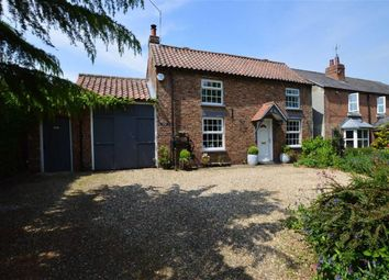 Thumbnail 3 bed detached house for sale in Church Row, Foston-On-The-Wolds, East Yorkshire