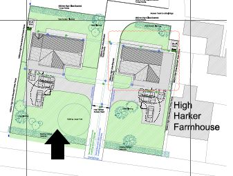 Thumbnail Land for sale in Harker, Carlisle