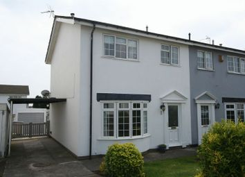 Thumbnail 3 bed semi-detached house for sale in Regency Close, Llantwit Major