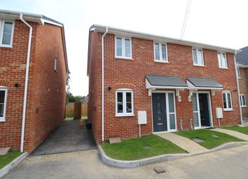Thumbnail 3 bed semi-detached house for sale in Redbury Drive, Park Gate, Southampton