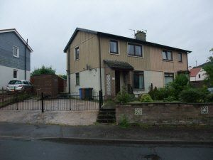Thumbnail 3 bed property to rent in Braemount, Cowdenbeath