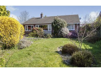 Thumbnail 4 bed detached bungalow for sale in Chaveney Close, Southampton