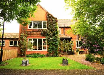 Thumbnail 4 bed property for sale in Brandon Road, Stubton, Newark