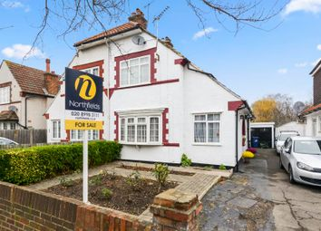 Thumbnail 2 bed terraced house for sale in Dawlish Avenue, Perivale, Greenford