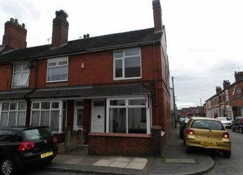 Thumbnail 2 bedroom end terrace house for sale in Holland Street, Stoke-On-Trent, Staffordshire