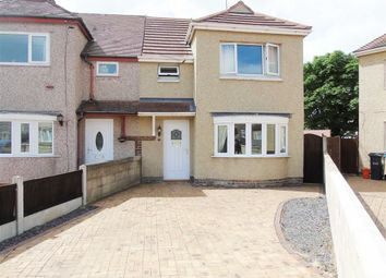 Thumbnail 2 bed semi-detached house for sale in Brookdale Road, Rhyl, Denbighshire