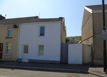Thumbnail 2 bedroom end terrace house for sale in Clase Road, Morriston, Swansea