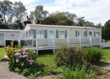 Thumbnail 3 bed mobile/park home for sale in Southview Leisure Park, Burgh Road, Skegness