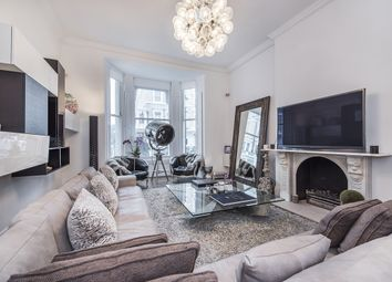 Thumbnail 3 bedroom flat to rent in Elvaston Place, London