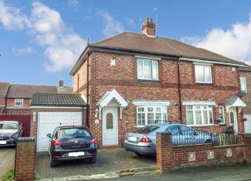 2 bed semi-detached house for sale in Fordland Place, Sunderland SR4