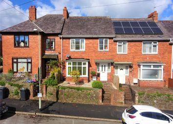 Thumbnail 4 bed terraced house for sale in Hamlin Lane, Heavitree, Exeter, Devon
