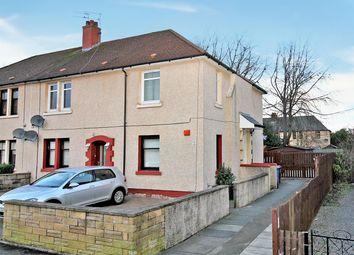 Thumbnail 2 bedroom flat for sale in Haugh Street, Bainsford, Falkirk