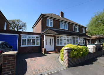 Thumbnail 4 bed semi-detached house for sale in West Road, Chessington