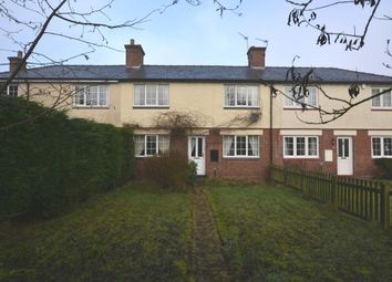 Thumbnail 3 bed terraced house for sale in Kestrel Drive, Loggerheads, Market Drayton