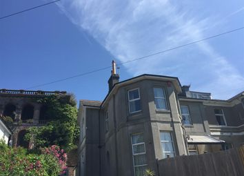 3 bed flat to rent in St. Efrides Road, Torquay TQ2