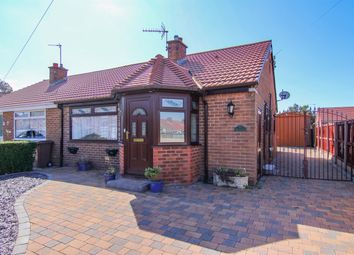 Thumbnail 2 bed bungalow for sale in Ridgemere Road, Pensby, Wirral