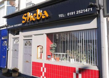 Thumbnail Restaurant/cafe for sale in Sheba Tandoori, 90 Whitley Road, Whitley Bay