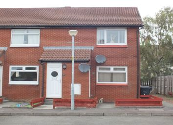 Thumbnail 1 bed flat to rent in Lesley Quadrant, Bellshill
