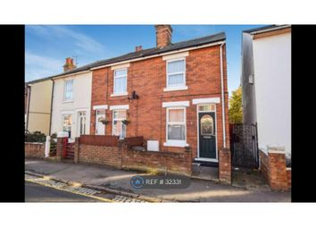 Thumbnail 2 bed end terrace house to rent in Albert Street, Colchester