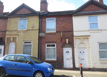 Thumbnail 2 bedroom terraced house for sale in Victoria Street, Chesterton, Newcastle Under Lyme