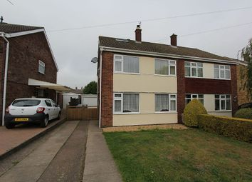 Thumbnail 4 bed semi-detached house for sale in 21, Boyslade Road, Burbage, Leicestershire