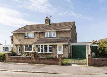 Thumbnail 2 bed semi-detached house for sale in Furzedown Crescent, Havant