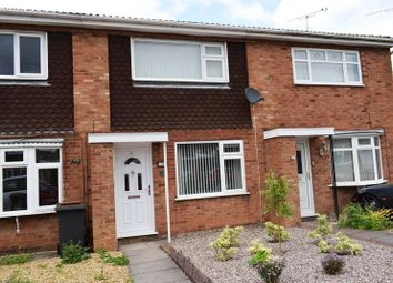 Thumbnail 2 bed terraced house for sale in Ilford Close, Bedworth