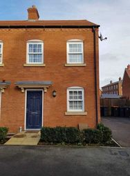 Thumbnail 2 bed end terrace house for sale in Cantley Road, Great Denham, Bedford