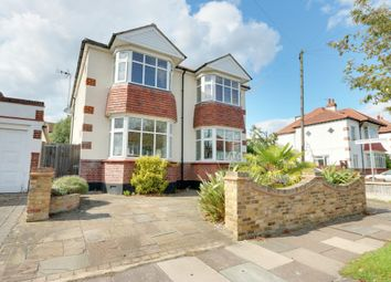 Thumbnail 4 bed detached house for sale in Braemar Crescent, Leigh-On-Sea