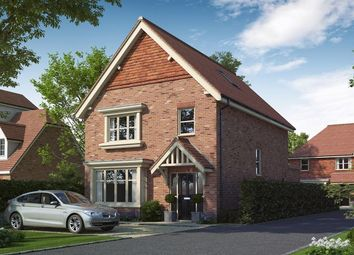 Thumbnail 4 bed detached house for sale in Millside Court, Church Road, Bookham, Leatherhead
