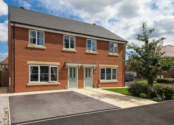 Thumbnail 3 bed semi-detached house for sale in Fielders Close, Wigan