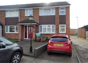 Thumbnail 3 bedroom semi-detached house for sale in Ashurst Drive, Chelmsford
