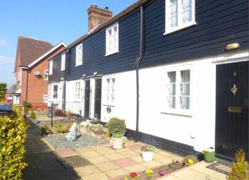 Thumbnail 2 bed terraced house for sale in Barnet Lane, Elstree, Borehamwood
