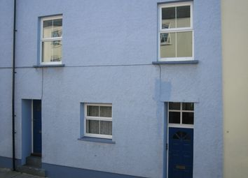 Thumbnail 1 bed flat to rent in 9 Dew Street, Flat 2, Haverfordwest.