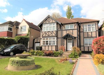 Thumbnail 4 bedroom detached house for sale in Chalkhill Road, Wembley
