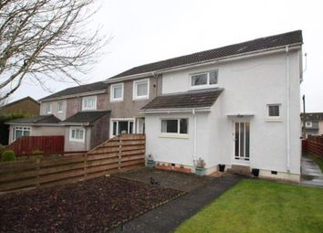 Thumbnail 3 bed end terrace house for sale in Bonnyton Drive, Eaglesham, East Renfrewshire